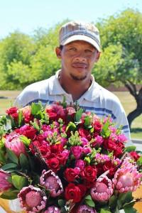 Bloemen bezorgen buitenland
